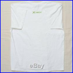 Halo 2 Tee Promo Xbox vintage shirt size XL NEAR DEAD STOCK CONDITION NWOT
