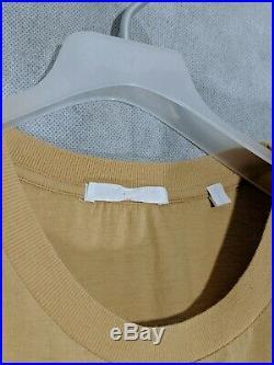 Helmut Lang Archive Vintage Bondage Strap D Ring Crewneck T Shirt XL Italy