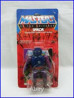MOTU, Vintage, SPIKOR, Masters of the Universe, MOC, figure, He-Man