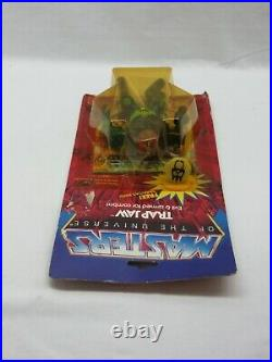 MOTU, Vintage, TRAP JAW, Masters of the Universe, MOC, Sealed, Warrior Ring, He-Man