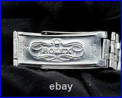Rolex 6610 Vintage Explorer I 6610 Gilt Chapter Ring Dial ORIGINAL OWNER