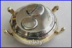 Vintage 1965 Accutron Original Chapter Ring Spaceview Case Ref 2531 Serviced