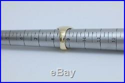 Vintage Black Fire Australian Opal Men's 14K Gold Ring Heavy 15 Gr. Size 8.5