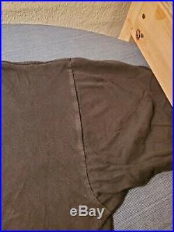 Vintage MARILYN MANSON T-Shirt Antichrist Superstar Halo Mens XL 1997 (rc1)