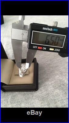 Vintage Men's Platinum ring